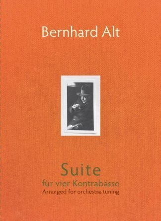 Cover of Bernard Alt Suite