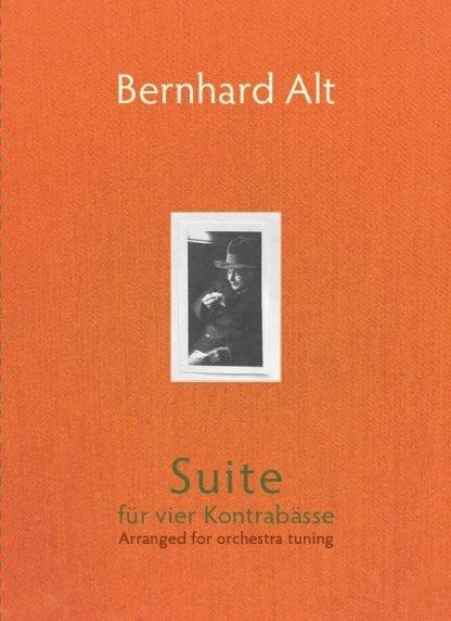 Cover of Bernard Alt Suite