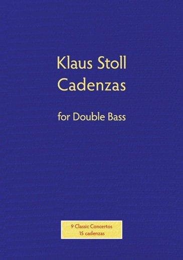 Klaus Stoll Cadenzas_cover